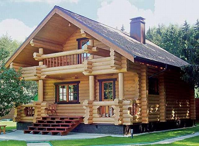 Деревянные дома: основные преимущества и недостатки